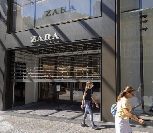 Ερχονται λουκέτα σε εκατοντάδες καταστήματα Zara και Bershka