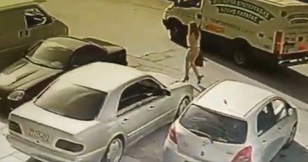 Βιτριόλι-καταιγιστικές εξελίξεις: Οι αρχές βρήκαν τον 34χρονο που προσπαθούσε να «κρύψει» η δράστιδα
